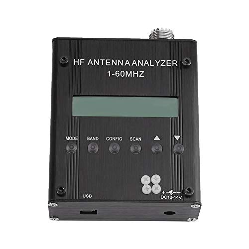 Akozon Analizador Antena Onda Corta 1-60 MHz MR300