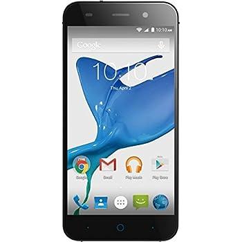 ZTE Blade V6 16GB 4G Gris - Smartphone (SIM Doble, Android, gsm, UMTS, WCDMA, LTE, Micro-USB) (Importado): Amazon.es: Electrónica