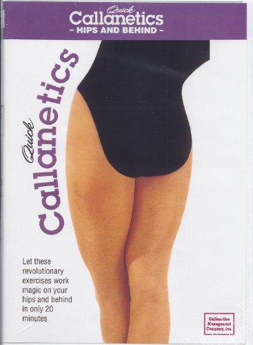 Quick Callanetics - Hips & Behind - Amazon.com Exclusive DVD