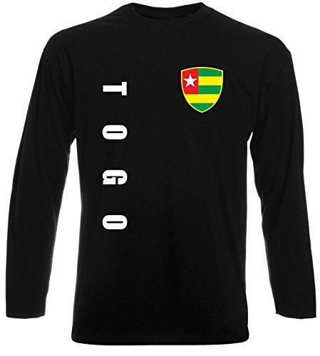 aprom Togo Langarm T-Shirt LS-Spa SC Trikot Longsleeve (2XL)