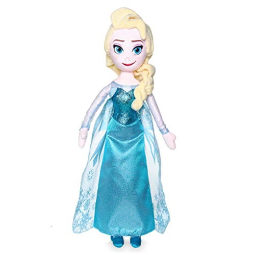 LZ Schneekönigin Prinzessin, Gefrorene Prinzessin ELSA/Anna Spielzeug Weiche Gefüllte Plüschpuppe Kinder Geschenk Toys 40 cm