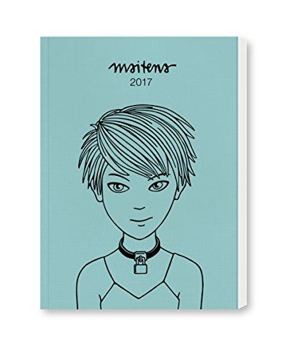 Ediciones Granica Maitena - Agenda página por día 2017