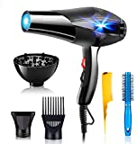 Best Hair Dryers - PluieSoleil 3000W Professional Hair Dryer with Diffuser Review
