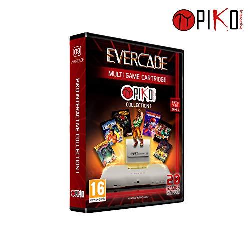 Blaze Evercade Piko Cart 1