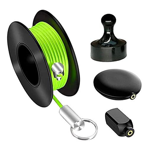 Duotar Sistema De Tração De Fio Magnético,Threader Magnetic Professional WireMag Extrator Cabo de Fio Executando Dispositivo Extrator Ferramenta Manual Fácil de Usar