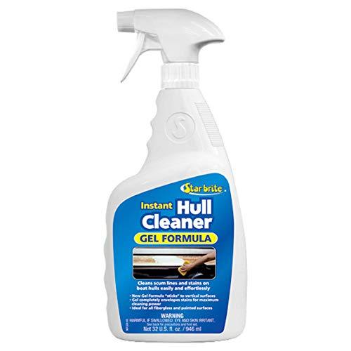 STAR BRITE 96132 Instant Hull Cleaner - Gel Spray Formula 32 oz