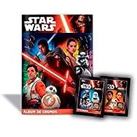 Devir 599386031 - Star Wars: álbum cromos Star Wars Episodio VII