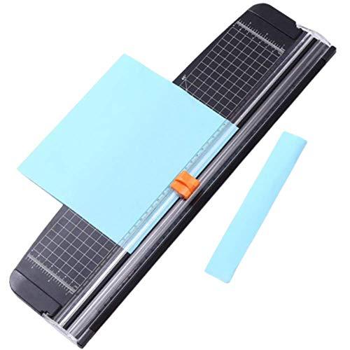 エースコア A3対応 ペーパーカッター 裁断機 コンパクト 10枚裁断 替刃付き 安全仕様 軽量タイプ