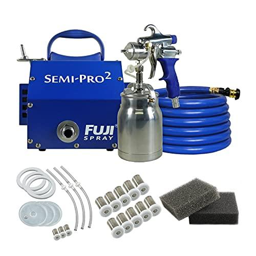 Fuji Spray Semi-PRO 2 HVLP Spray System with...