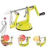 Best Apple Peelers - Apple peeler, Apple Peeler and Corer with Suction Review