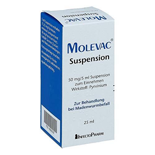 Molevac Suspension, 25 ml Lösung