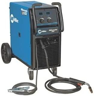 Miller Electric, 907321, MIG Welder, Wheeled, 208/230VAC