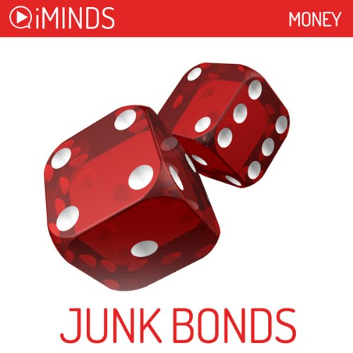 Junk Bonds audiobook cover art