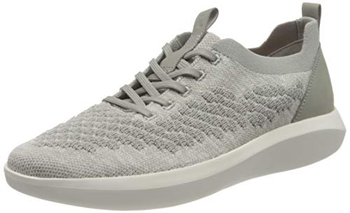 Legero Damen Impact Sneaker, Grau (Aluminio) 2500, 41.5 EU