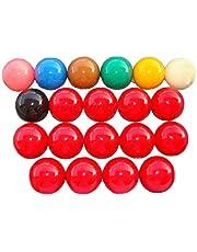 TX GIRL 2 unids/Lote 5.25cm Bolas de Snooker Pequeño Snooker Ball Ball Balls Balls Balls Pool Balls Set