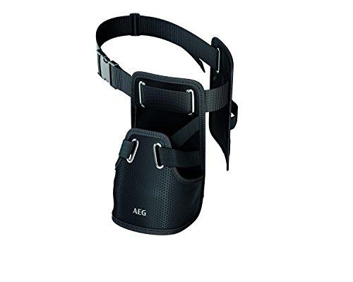 Preisvergleich Produktbild ABB01 Hüftgurt für Fensterreiniger WX7 (professioneller Werkzeuggurt,  erleichtert Reinigungsarbeit,  größenverstellbar,  hüftgelegene Halterung für Fensterreiniger oder Sprühflasche,  schwarz)