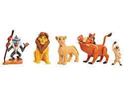 Figures feature excellent character detail. Come in fun dynamic poses. Perfect for playing out scenes from the film. Ages 3+