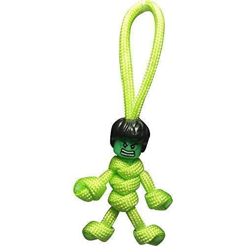 Buddy Keychains - Hulk Key Ring | Avengers Handmade Knot Keychains/Keyrings...