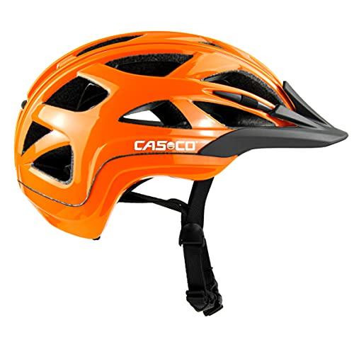 Casco Activ 2 Junior Fahrradhelm orange Unisize