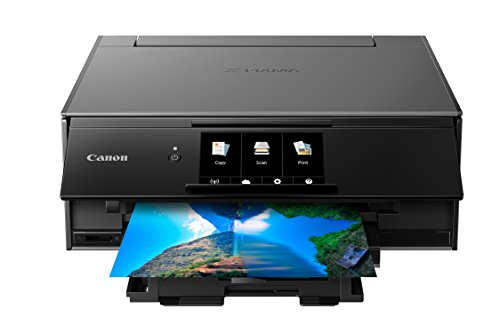 Canon TS9120 Wireless Printer with Scanner and Copier: Mobile and...