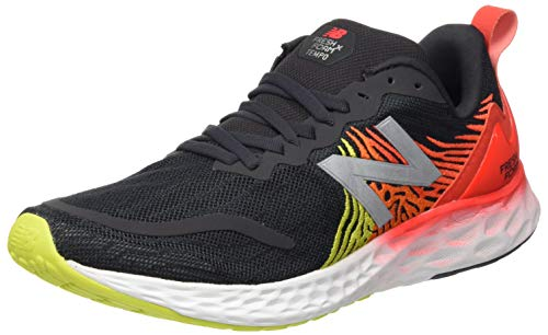 New Balance Fresh Foam Tempo h, Zapatillas de Running Hombre, Negro (Black BR), 45.5 EU