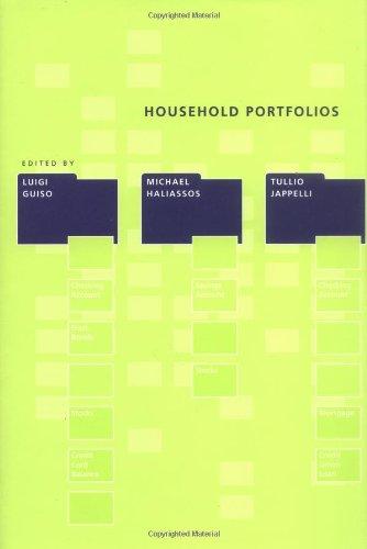 Household Portfolios (Mit Press)