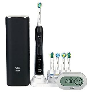 Braun Oral-B Professional Care 7000 elektrische Premium-Zahnbürste (mit SmartGuide), schwarz (B00DPI4N5M) | Amazon price tracker / tracking, Amazon price history charts, Amazon price watches, Amazon price drop alerts