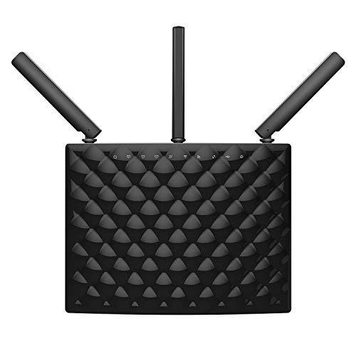 TENDA AC15, Gigabit Speed Router (x1,) Bundle with Tenda SG105, 5-Port Gigabit Ethernet Splitter (x1)