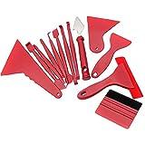 Ruluti 1setcar Filmwerkzeugauto Vinyl Verpackung Werkzeug Schaber Set Blumenkleber Zubehör Werkzeugkit