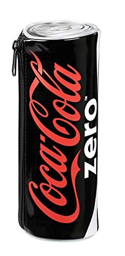Coca Cola - Trousse scolaire Coca Cola Zéro - Noir
