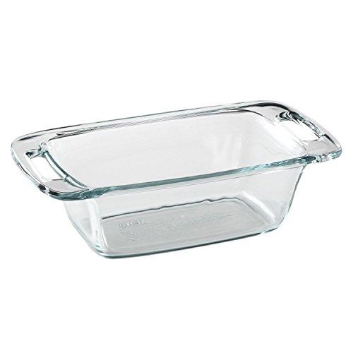 World Kitchen 1085799 Pyrex Easy Grab Loaf Dish