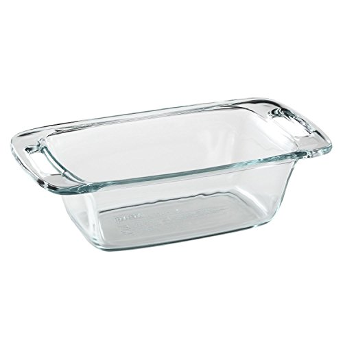 World Kitchen 1085799 Pyrex Easy Grab Loaf Dish