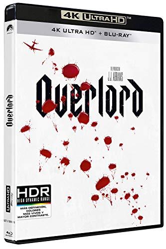 Overlord (4K UHD + BD) [Blu-ray]