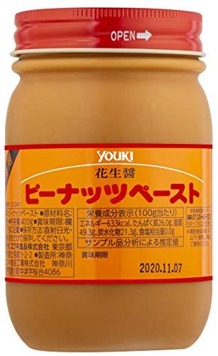 ユウキ ピーナッツペースト (花生醤)  400g