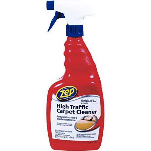 Zep Commercial ZUHTC32 32 Oz Zep High-Traffic Carpet Cleaner