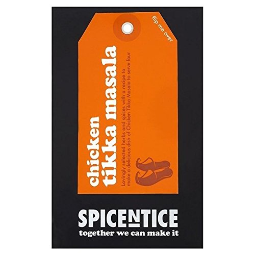 Spicentice Tikka Masala De Pollo Al Curry Kit 16g (Paquete de 6)
