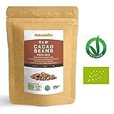 Roh Kakaobohnen Bio 400g