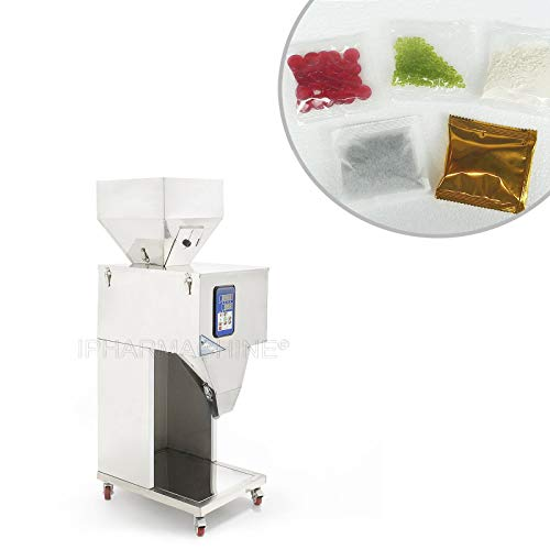 Learn More About CapsulCN 110V/220V BFZZ-1 Auto Weighing and Filling Machine Powder & Granule Dispen...
