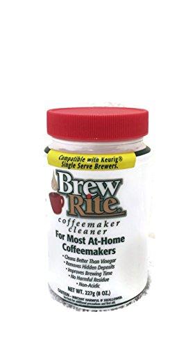 Brew Rite Coffee Maker Cleaner