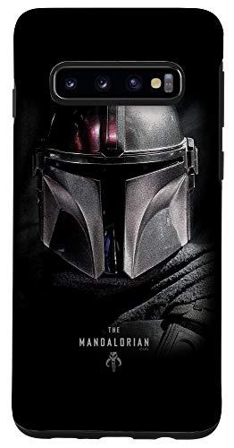 Galaxy S10 Star Wars: The Mandalorian Dark Portrait Case