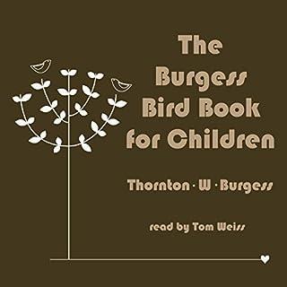 The Burgess Bird Book for Children cover art
