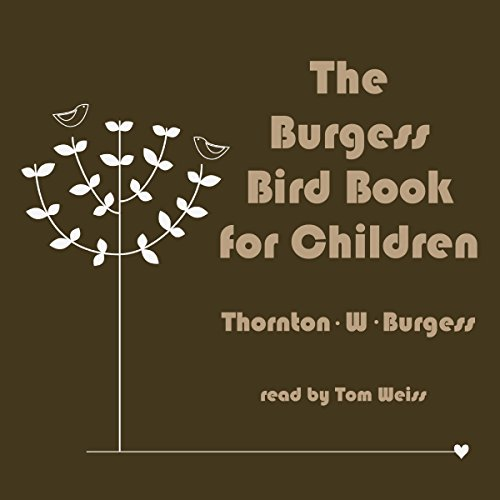 The Burgess Bird Book for Children cover art