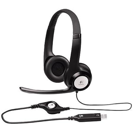 Logitech Headset Usb H390 Usb 981 000014 Computer Zubehör