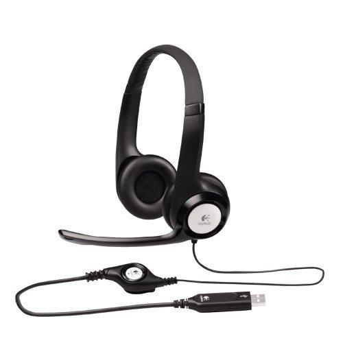 Logitech Headset USB H390 USB, 981-000014 (USB)