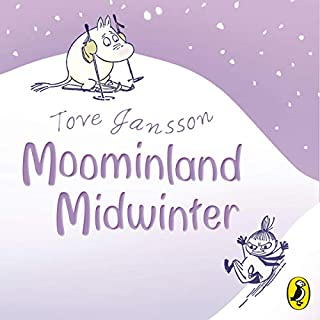 Moominland Midwinter cover art