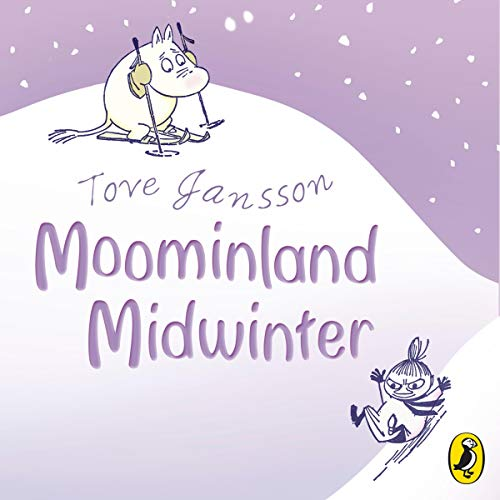Moominland Midwinter  By  cover art