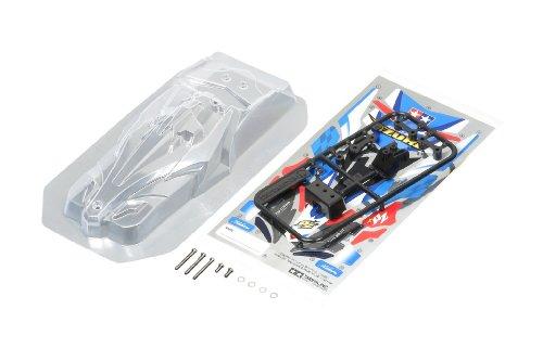 94784 - Tamiya Mini 4wd - Body Set Avante MkIII - Azure Clear