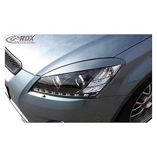 Scheinwerferblenden Kia Cee'd & Pro Cee'd ED -2009 (ABS)