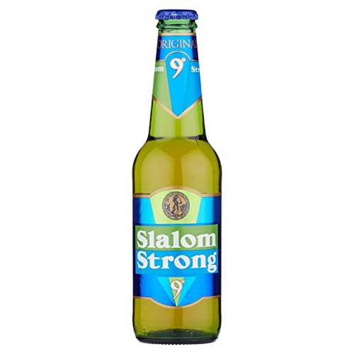 Slalom Birra Strong Lager 9% 33Cl
