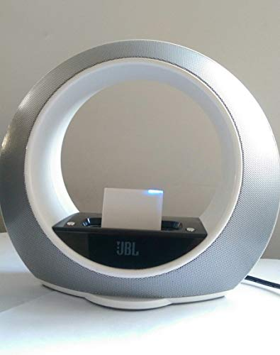 JBL Lautsprecher-Dockingstation für iPod / iPhone / Smartphone, Bluetooth, Weiß